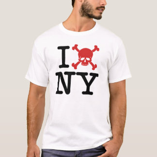 """I """"Skull"""" NY T-Shirt"""