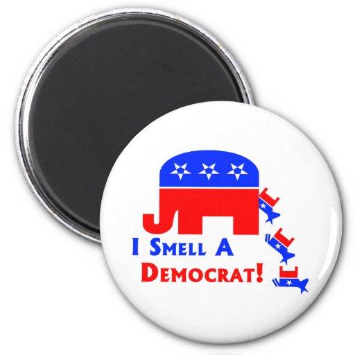 I Smell A Democrat Magnet