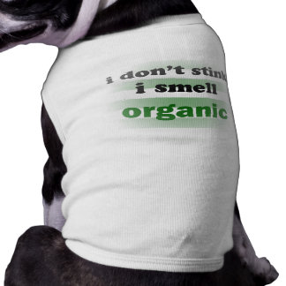 I Smell Organic Shirt