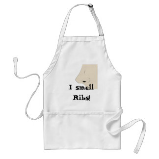 I Smell Ribs! Adult Apron