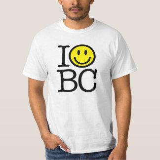 I smile BC unisex value T-shirt