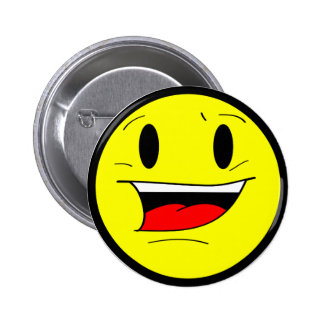 I Smile Because I Hate You Button