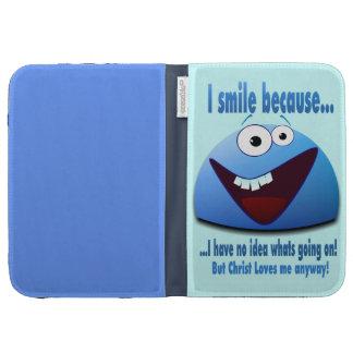 I smile because...V2 Kindle Keyboard Covers
