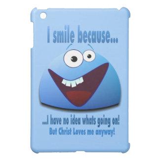 I smile because...V2 iPad Mini Covers
