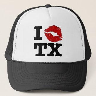 """I """"smooch"""" Texas Trucker Hat"""