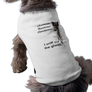 I Sniff out the Ghosts Shirt