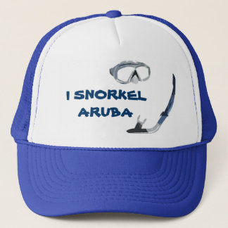 I Snorkel Aruba Hat