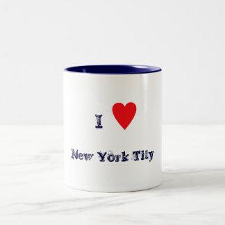 I So Do Two-Tone Coffee Mug