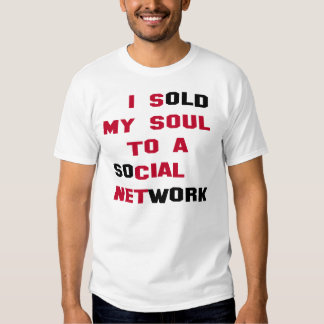 I Sold My Soul To A Social Network Dresses