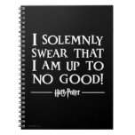 I Solemnly Swear Spiral Notebooks