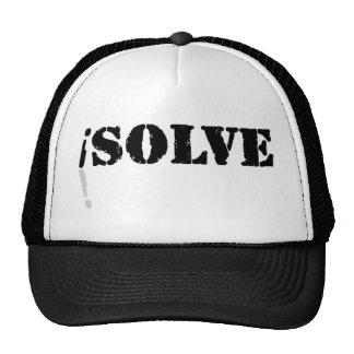 I Solve Trucker Hats