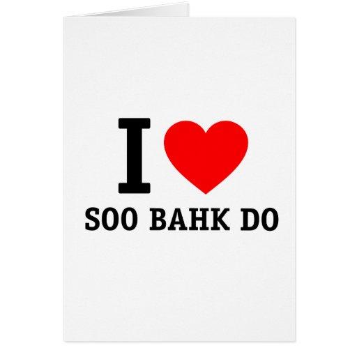 I Soo Bahk hace Felicitación