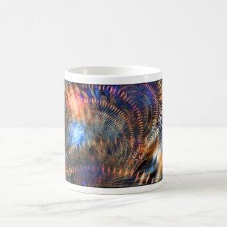 'i-Space' mug