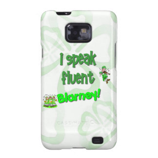 I Speak Blarney Case Galaxy S2 Case