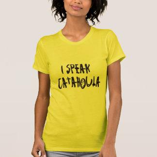 I Speak Catahoula Tshirts