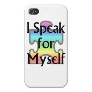 I Speak for Myself iPhone 4/4S Case