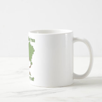 I speak for the trees coffee mugs