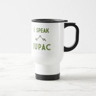 I Speak IUPAC Mug