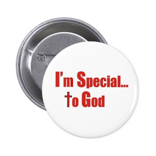 I Special a dios Pin