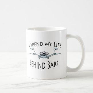 I Spend My Life Behind Bars Coffee Mug
