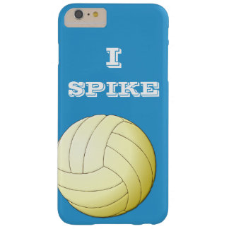 I Spike Volleyball iPhone 6/6s Plus Case