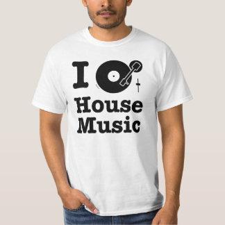 I spin House Music Tshirt