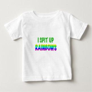 I spit up rainbows, t shirt