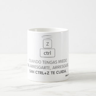 I spread you are scared risks to you. San Ctrl+Z t Coffee Mug