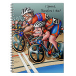 I Sprint, Therefore I Am! Notebook