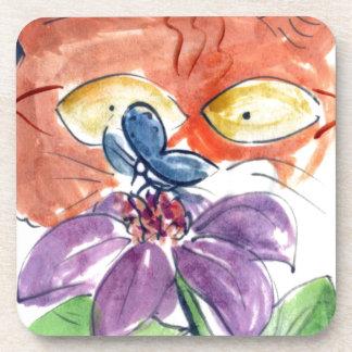 I Spy a Butterfly.... Coaster