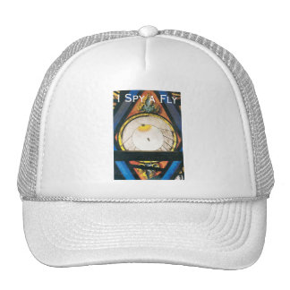 I spy a fly Sundial fly cap Trucker Hat