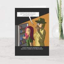 I Spy Birthday Cake Card