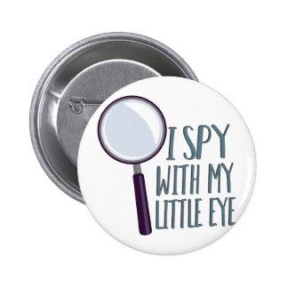 I Spy Button