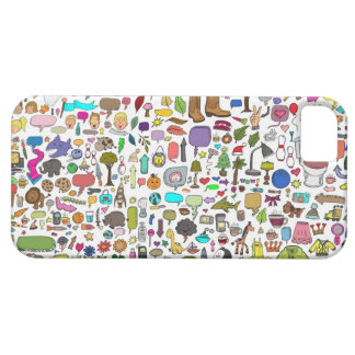 I spy with my little eye iPhone SE/5/5s case
