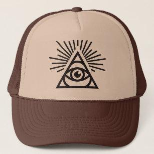ef0f57d13 I Spy With My Third Eye Trucker Hat