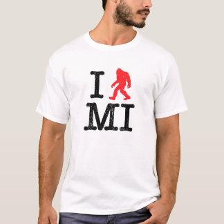 I Squatch MI (Michigan) T-shirt