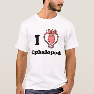 I Squid Cephalopods T-Shirt