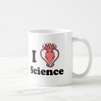 I Squid Science Coffee Mug