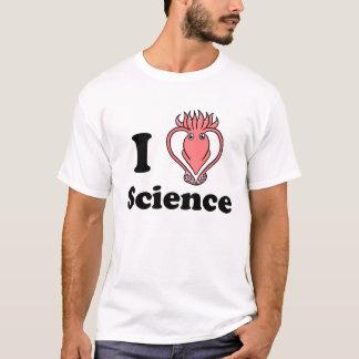 I Squid Science T-Shirt