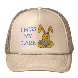 I Srta. My Hare y mi pelo Gorras