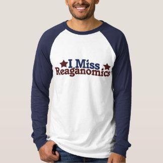 I Srta. Reaganomics Playera