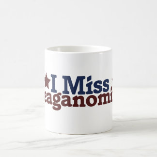I Srta. Reaganomics Taza
