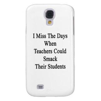 I Srta. The Days podría En que Teachers tortazo su Funda Para Galaxy S4
