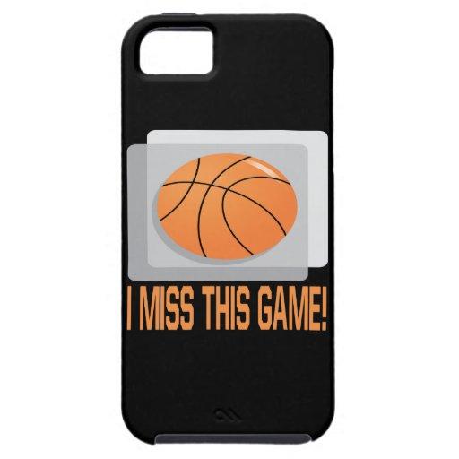 I Srta. This Game iPhone 5 Carcasa