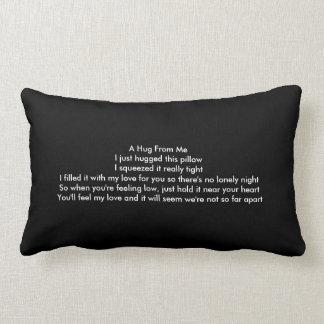 I Srta. You Pillow Cojín
