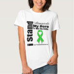 I Stand Alongside My Hero Traumatic Brain Injury T Shirt