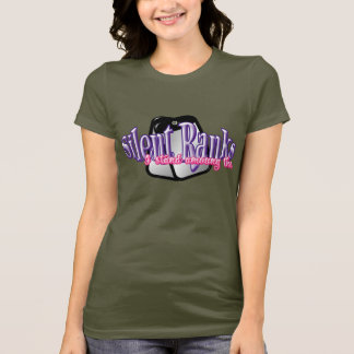 I STAND AMOUNG THE SILENT RANKS T-Shirt