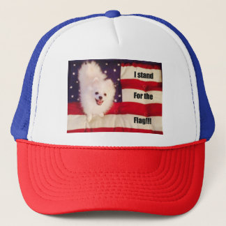 I stand for the flag hat