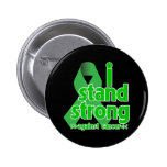 I Stand Strong Against Bile Duct Cancer Buttons