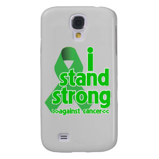 I Stand Strong Against Bile Duct Cancer Samsung Galaxy S4 Case